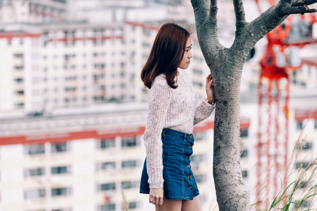 Hong Kong Pre Wedding Photography-Garden Hill 香港婚紗攝影地點-嘉頓山